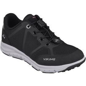 Viking Footwear Ullevaal Shoes Kids black/grey